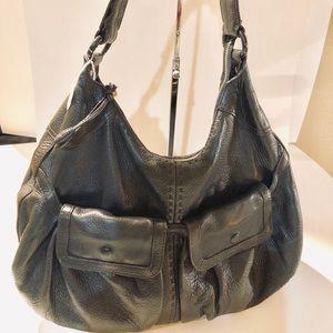 Cole Haan Pebble Leather Large shoulder bag